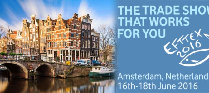 EFTTEX 2016., Amsterdam – part 2