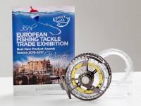Ultralite ASR fly reel with the EFTTEX 2016 award